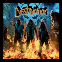 destruction thrash- anthems II Cover