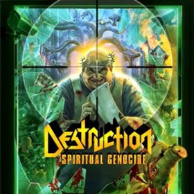 "DESTRUCTION: ""Spiritual Genocide"" – Video zu ""Carnivore"""