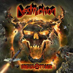 """DESTRUCTION: Cover von """"Under Attack"""""""