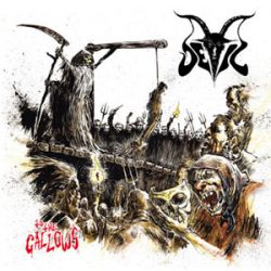 "DEVIL: neues Album ""To The Gallows"""