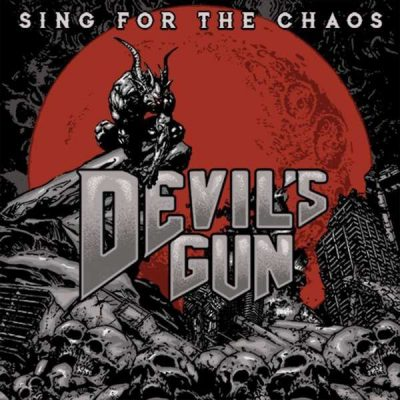 "DEVIL'S GUN: neues Album ""Sing For Chaos"""