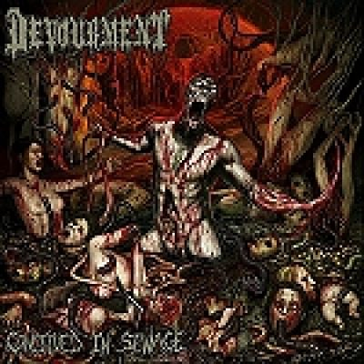 """DEVOURMENT: """"Conceived In Sewage"""" – neues Album im März"""