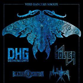 BÖLZER & DODHEIMSGARD / DHG & BLAZE OF PERDITION : auf Tour