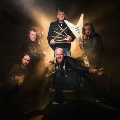 "DIAMOND HEAD: neues Album ""The Coffin Train"""
