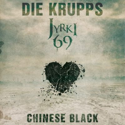 "DIE KRUPPS: ""Chinese Black"" -Cover mit THE 69 EYES-Sänger Jyrki69 & neues Album"