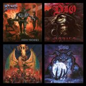 "DIO: Re-Releases von ""Angry Machines"", ""Magica"", ""Killing The Dragon"" & ""Master Of The Moon"""