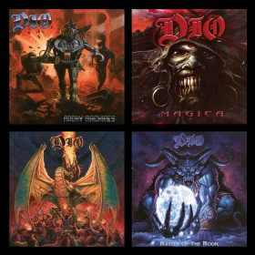 """DIO: Re-Releases von """"Angry Machines"""", """"Magica"""", """"Killing The Dragon"""" & """"Master Of The Moon"""""""