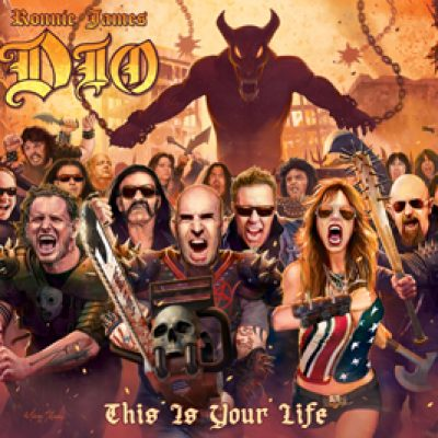 RONNIE JAMES DIO: Tribute-Song von METALLICA online