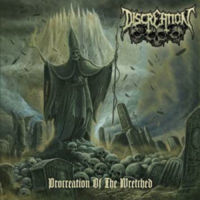 "DISCREATION: stellen ""Procreation Of The Wretched"" vor"