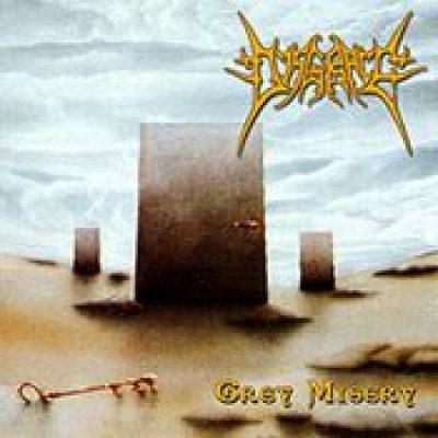 DISGRACE: Grey Misery [Re-Release]