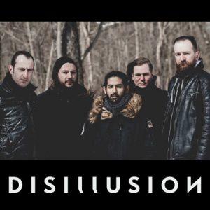 disillusion bandfoto 2018 foto (c) Robert Strehler