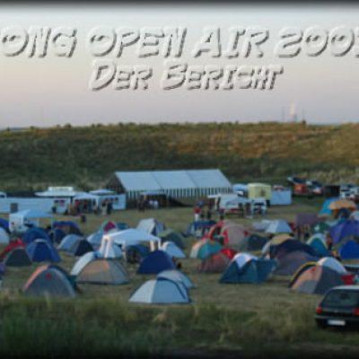 DONG OPEN AIR 2003: Der Festivalbericht