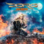 """DORO. covert Lieblingssongs für """"Raise Your Fist – 30 Years Anniversary-Edition"""""""