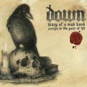 DOWN: ´Diary Of A Mad Band´ – Details zur neuen Veröffentlichung