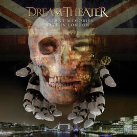 "DREAM THEATER: neues Live-Album ""Distant Memories – Live in London"""