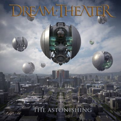 "DREAM THEATER: Cover von  ""The Astonishing"", neue Single"