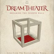 """DREAM THEATER: Live-DVD  """"Breaking The Fourth Wall (Live from The Boston Opera House)"""""""