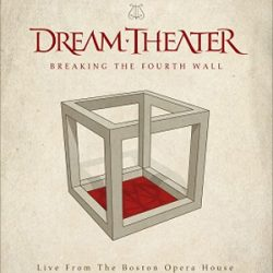 "DREAM THEATER: Live-DVD  ""Breaking The Fourth Wall (Live from The Boston Opera House)"""