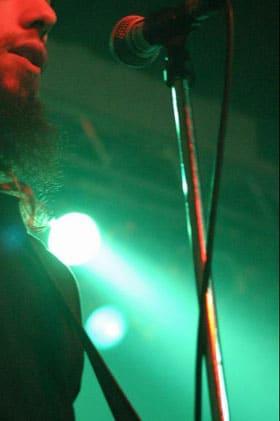 Ahab live auf dem Doom Shall Rise 2006