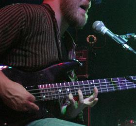 Beehoover live auf dem Doom Shall Rise 2006