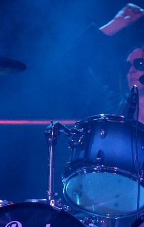 BUNKUR live auf dem Doom Shall Rise 2006
