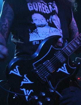 Debris Inc. live auf dem Doom Shall Rise 2006
