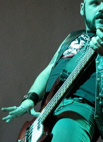 Doomraiser  live auf dem Doom Shall Rise 2006