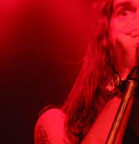 Glow live auf dem Doom Shall Rise 2006