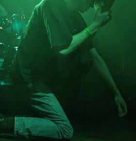 Heavy Lord live auf dem Doom Shall Rise 2006