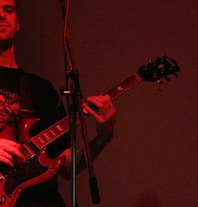 Iron Hearse live auf dem Doom Shall Rise 2006