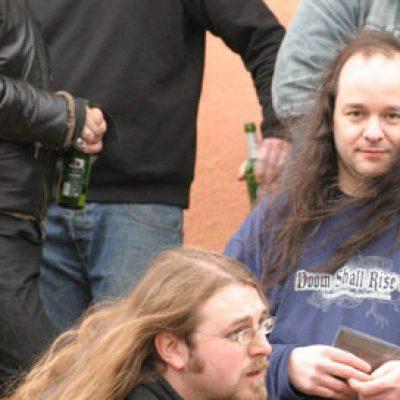DOOM SHALL RISE 2006: Der Festivalbericht