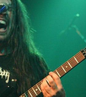 Solitude Aeturnus live auf dem Doom Shall Rise 2006
