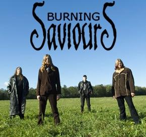 Burning Saviours - Das Doom Shall Rise Special