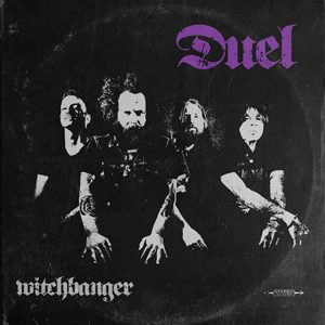 "DUEL: neues Album ""Witchbanger"""