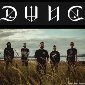 DVNE: Plattenvertrag bei Metal Blade