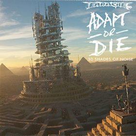 "EARACHE: Buch-CD-Set ""Adapt Or Die – 30 Shades Of Noise"" zum 30jährigen Bestehen"