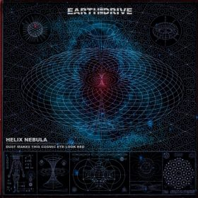 "EARTH DRIVE: neues Album ""Helix Nebula"""