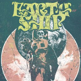 "earthship 7"" Single cover"
