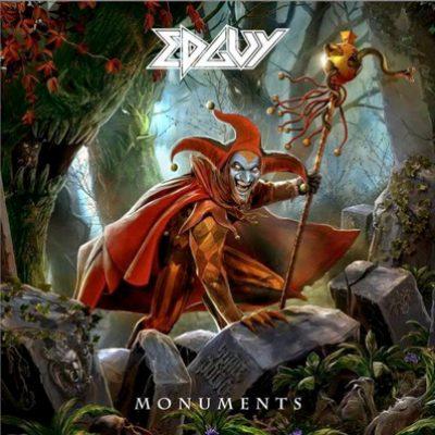 """EDGUY: drei Songs vom """"Monuments""""-Album"""