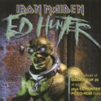 ED HUNTER (IRON MAIDENs PC-Spiel)