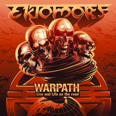 "EKTOMORF: Trailer zum Live-Album ""Warpath"""