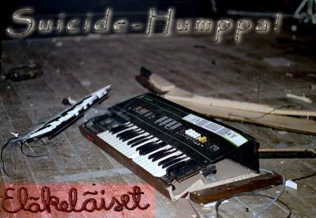 ELÄKELÄISET: Suicide Humppa!! 6.April 2001, Z-Bau Nürnberg