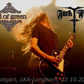END OF GREEN, JACK FROST: Stuttgart, LKA-Longhorn, 02.10.2008