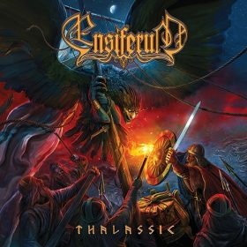 "ENSIFERUM: neues Video zum ""Thalassic""-Album"