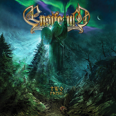 ensiferum two paths cover (c)Metalblade