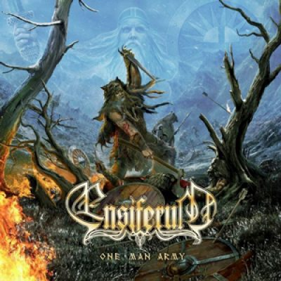"ENSIFERUM: Cover von ""One Man Army"""