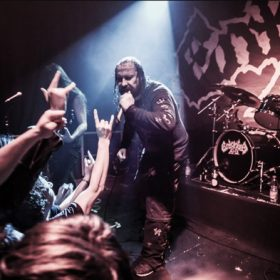 ENTOMBED A.D., VOIVOD, LORD DYING  (Stuttgart Club Cann, 25. November 2016)