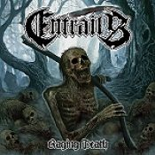 """ENTRAILS:  weiterer Song von """"Raging Death"""" online"""