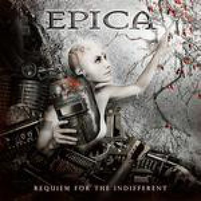 "EPICA: Cover und Tracklist von ""Requiem For The Indifferent"""