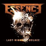 "ESSENCE: ""Last Night Of Solace"" – neuen Song online hören"